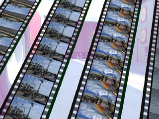 Final Cut Pro 3D-Matrix